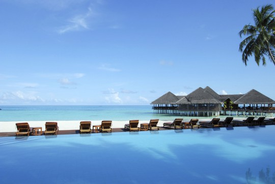 Malediven: Tropical Beach