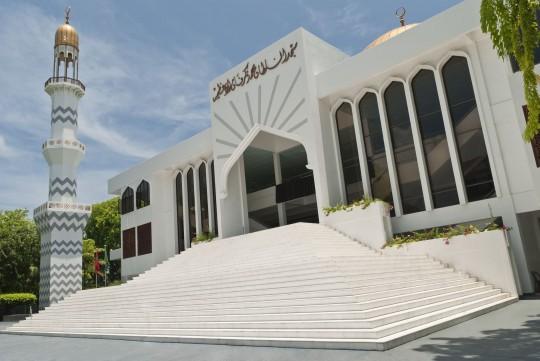 Malediven: Hukuru Miskiiy Moschee