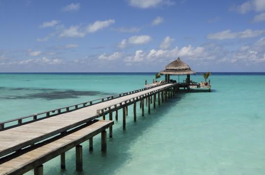 Malediven: Rasdhoo Atoll