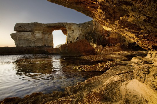 Malta: Azure Window