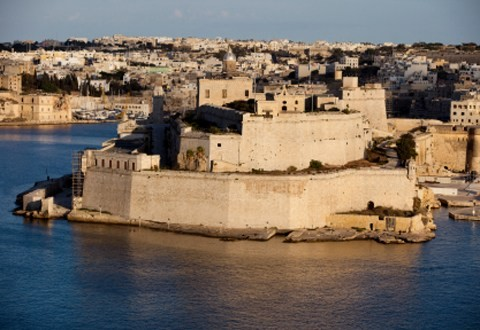 Valletta: Fort St. Elmo