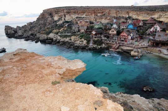 Popeye Village Malta Bild 2