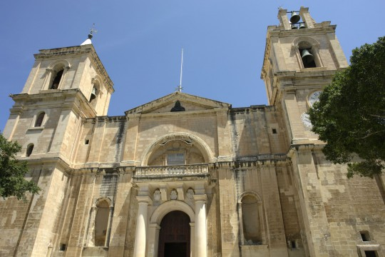 Malta: St. John's Co-Cathedral