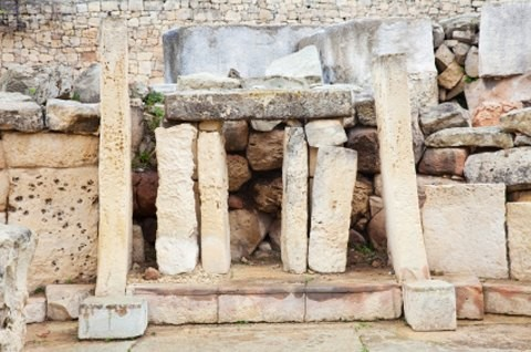 Paola/Tarxien: Tempel von Tarxien