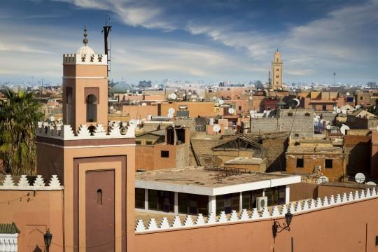 Marokko: Marrakesh