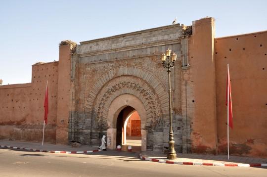 Marokko: Bab Agnaou