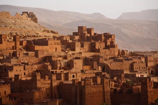 Marokko: Aït Benhaddou