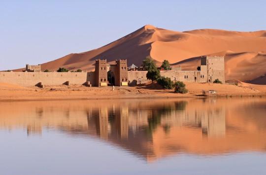 Marokko: Erg Chebbi
