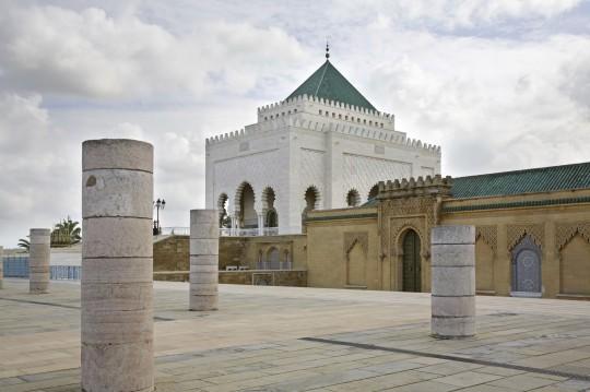 Mausoleum von Muhammad V.