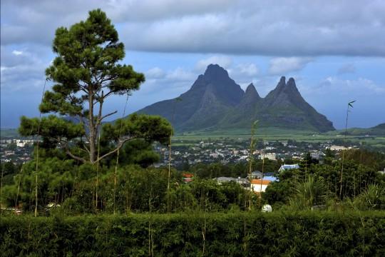 Mauritius: Berge