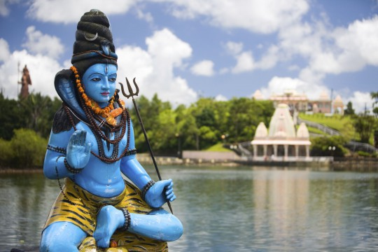 Mauritius: Grand Bassin