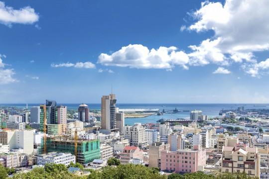 Mauritius: Port Louis
