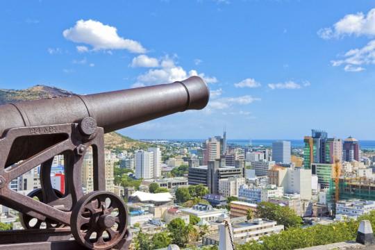 Mauritius: Fort Adelaide