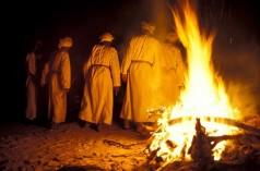 Oman: Kulturelles Zeriemoniell