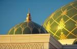 Oman: Moschee