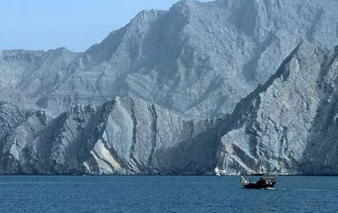 Oman: vor der Küste Omans