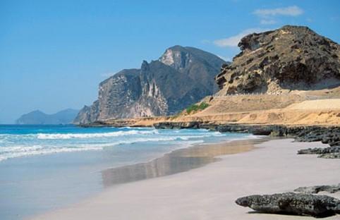 Oman: Sandstrand