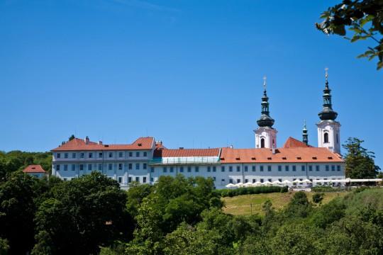 Prag: Kloster Strahov