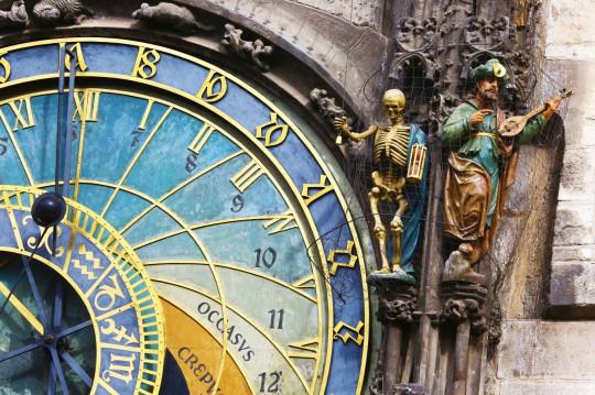 Prag: Astronomische Uhr