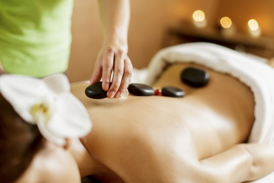 Thai-Massage (Symbolbild)