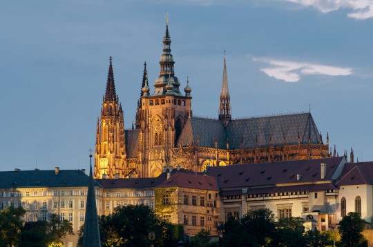 Prag: Prager Burg
