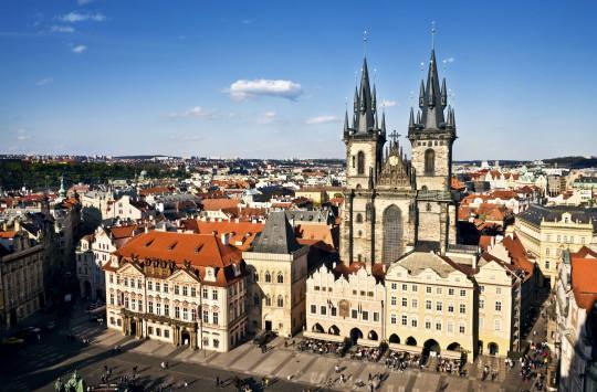 Prag: Alstädter Ring