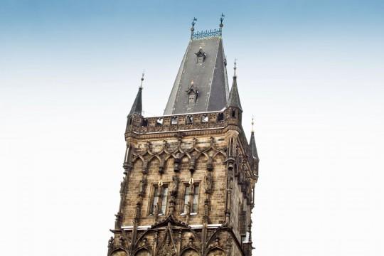 Prag: Pulverturm