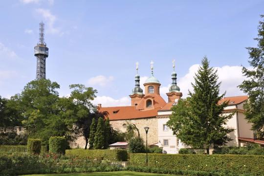 Prag: Petřín-Hügel