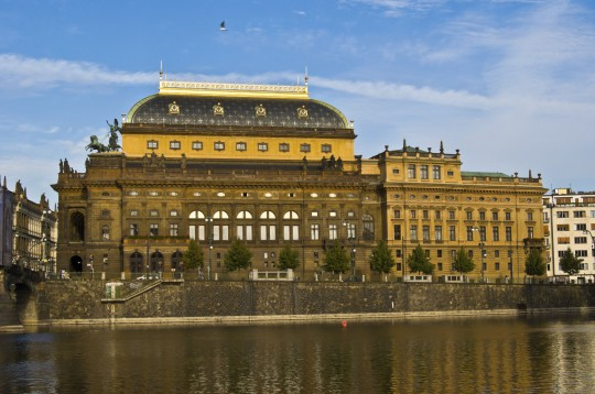 Prag: Nationaltheater