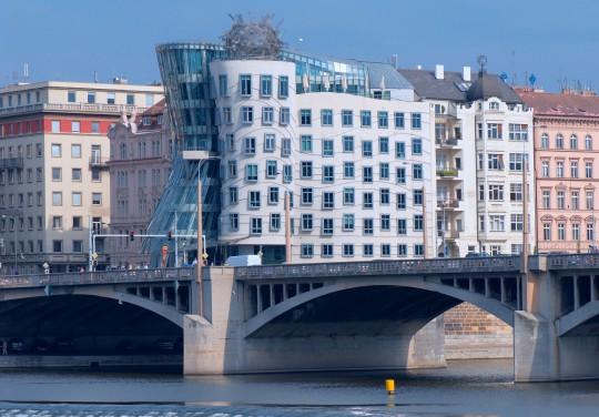 Prag: Neustadt