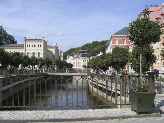 Karlsbad: Alte und Neue Wiese