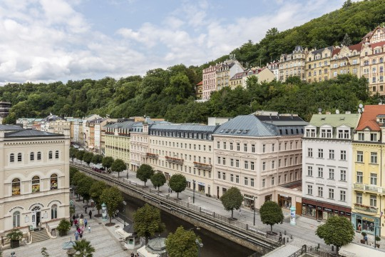 Karlsbad: Karlovy Vary