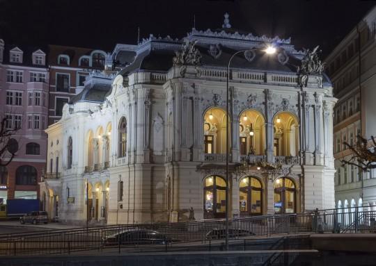 Karlsbad: Stadttheater