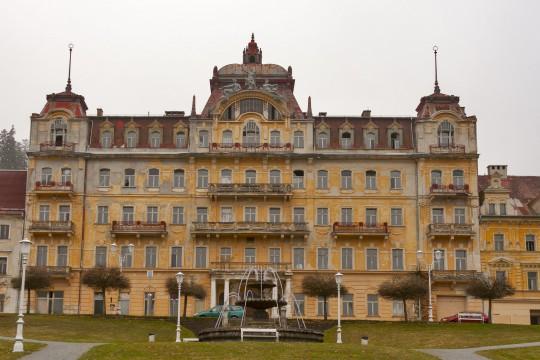 Karlsbad: Marienbad