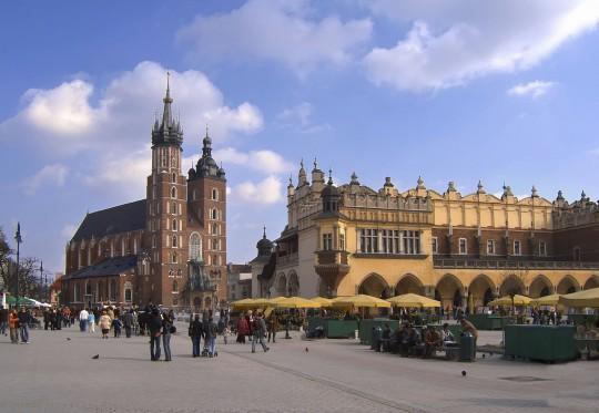 Kleinpolen: Marienkirche