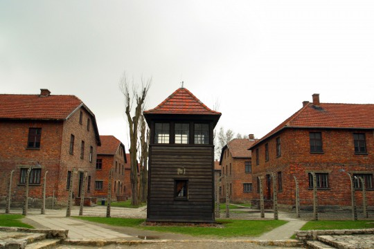 Kleinpolen: Konzentrationslager Auschwitz