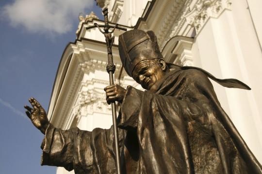 Polen: Johannes-Paul II. Geburtshaus / Taufkirche