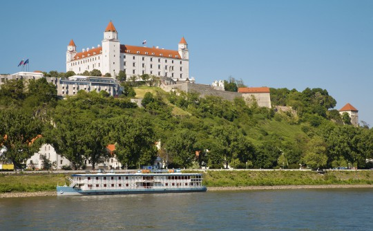 Bratislava: Burg Bratislava