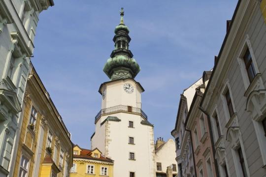 Bratislava: Michaelertor