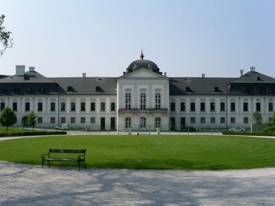 Bratislava: Palais Grassalkovich