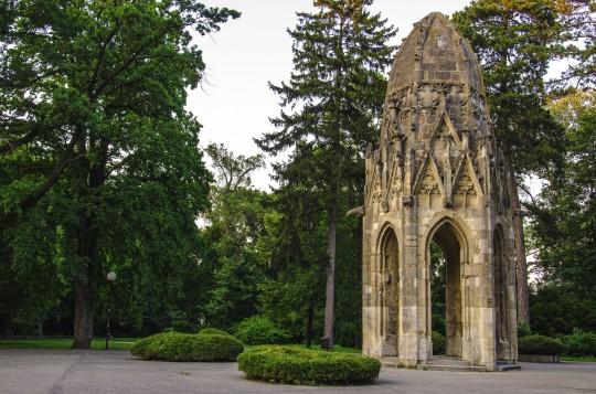 Bratislava: Sad Janka Král'a