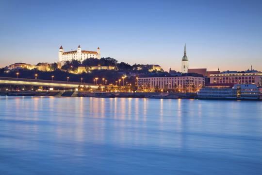 Bratislava: Schloss Karlburg