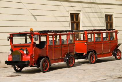 Bratislava: Presporacik-Oldtimer