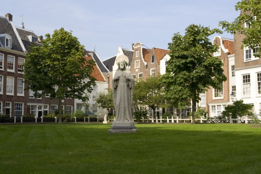 Amsterdam: Beguinage