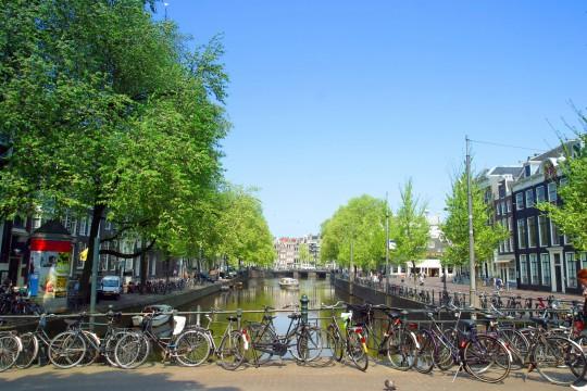 Amsterdam: Räder