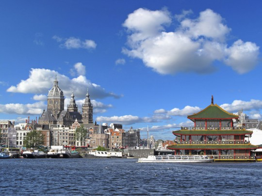 Amsterdam: Stadt