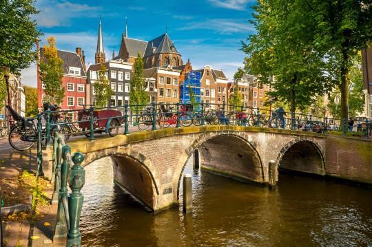Amsterdam: Leben an den Grachten