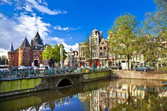 Amsterdam: Stadtviertel