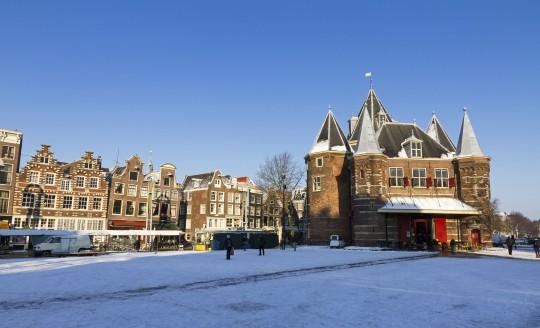Amsterdam: Nieuwmarkt