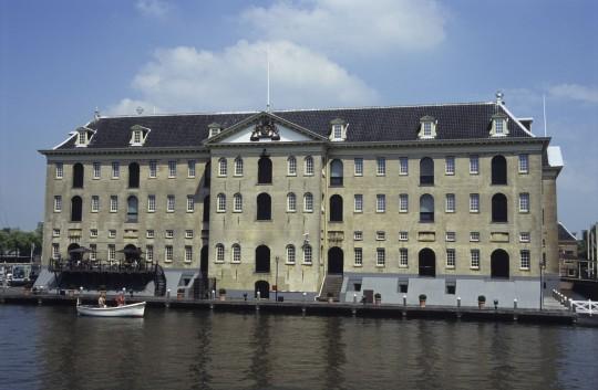 Amsterdam: Scheepvaartmuseum